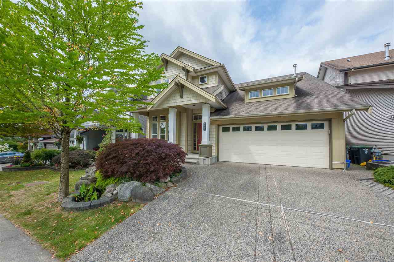 "Main Photo: 7043 201 Street in Langley: Willoughby Heights House for sale in ""JEFFRIES BROOK"" : MLS®# R2403871"
