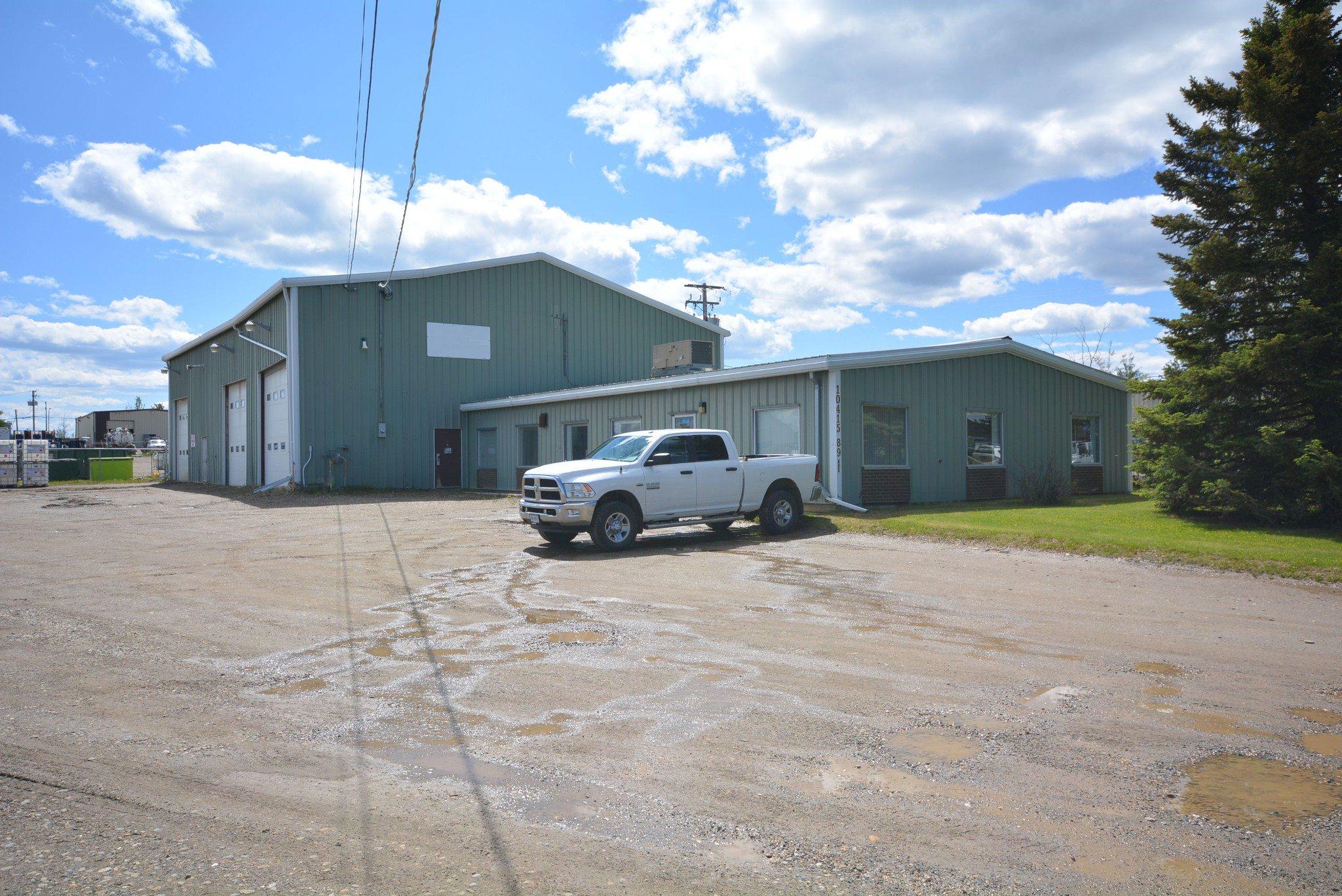 Main Photo: 10415 89 Avenue in Fort St. John: Fort St. John - City SW Industrial for sale (Fort St. John (Zone 60))