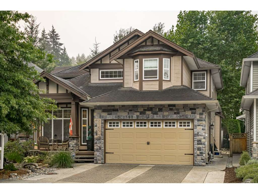 Main Photo: 21654 93 Avenue in Langley: Walnut Grove House for sale : MLS®# R2498197