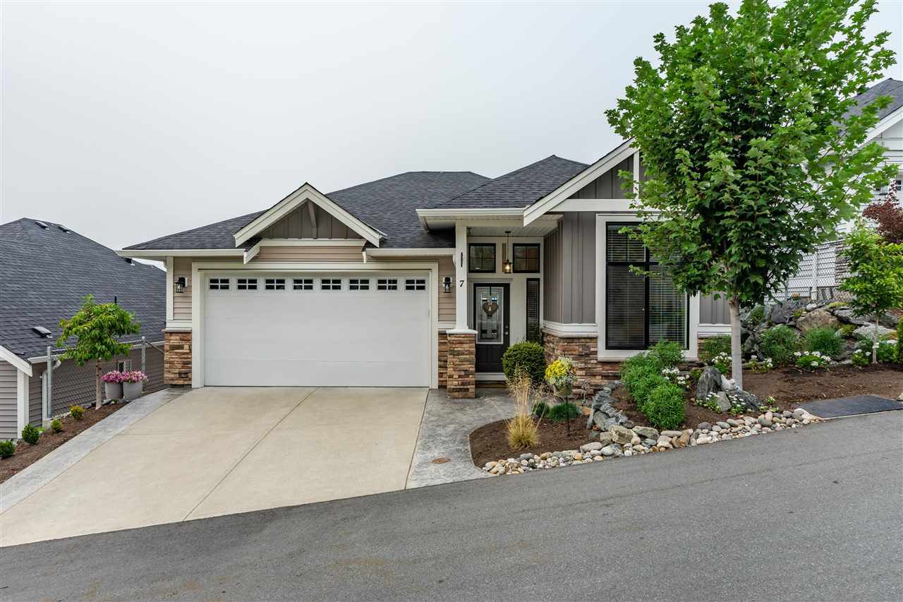 Main Photo: 7 47045 SYLVAN DRIVE in Chilliwack: Promontory House for sale (Sardis)  : MLS®# R2497536