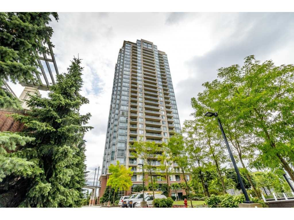 Main Photo: 801 9888 CAMERON STREET in Burnaby: Sullivan Heights Condo for sale (Burnaby North)  : MLS®# R2380012