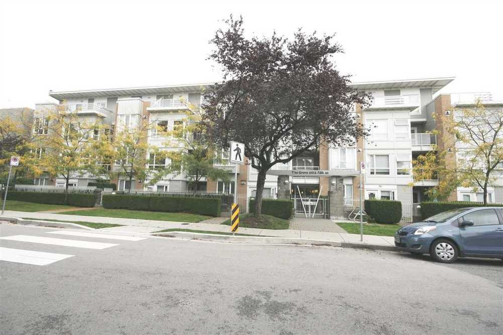 Main Photo: 311 6198 ASH STREET in Vancouver West: Home for sale : MLS®# R2111761