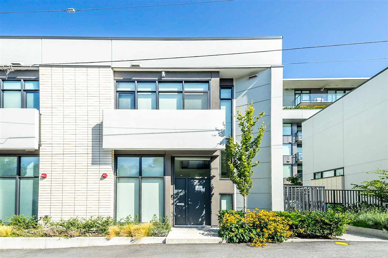 Main Photo: 510 W 28TH Avenue in Vancouver: Cambie Townhouse for sale (Vancouver West)  : MLS®# R2402902
