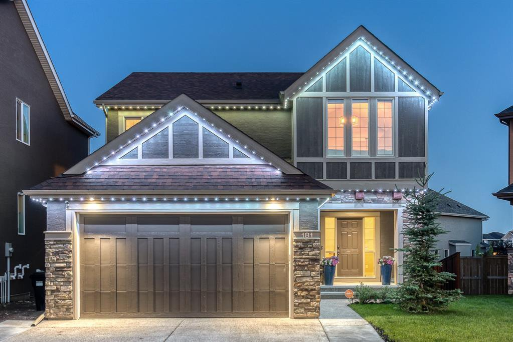 Main Photo: 181 EVANSRIDGE View NW in Calgary: Evanston Detached for sale : MLS®# A1011600