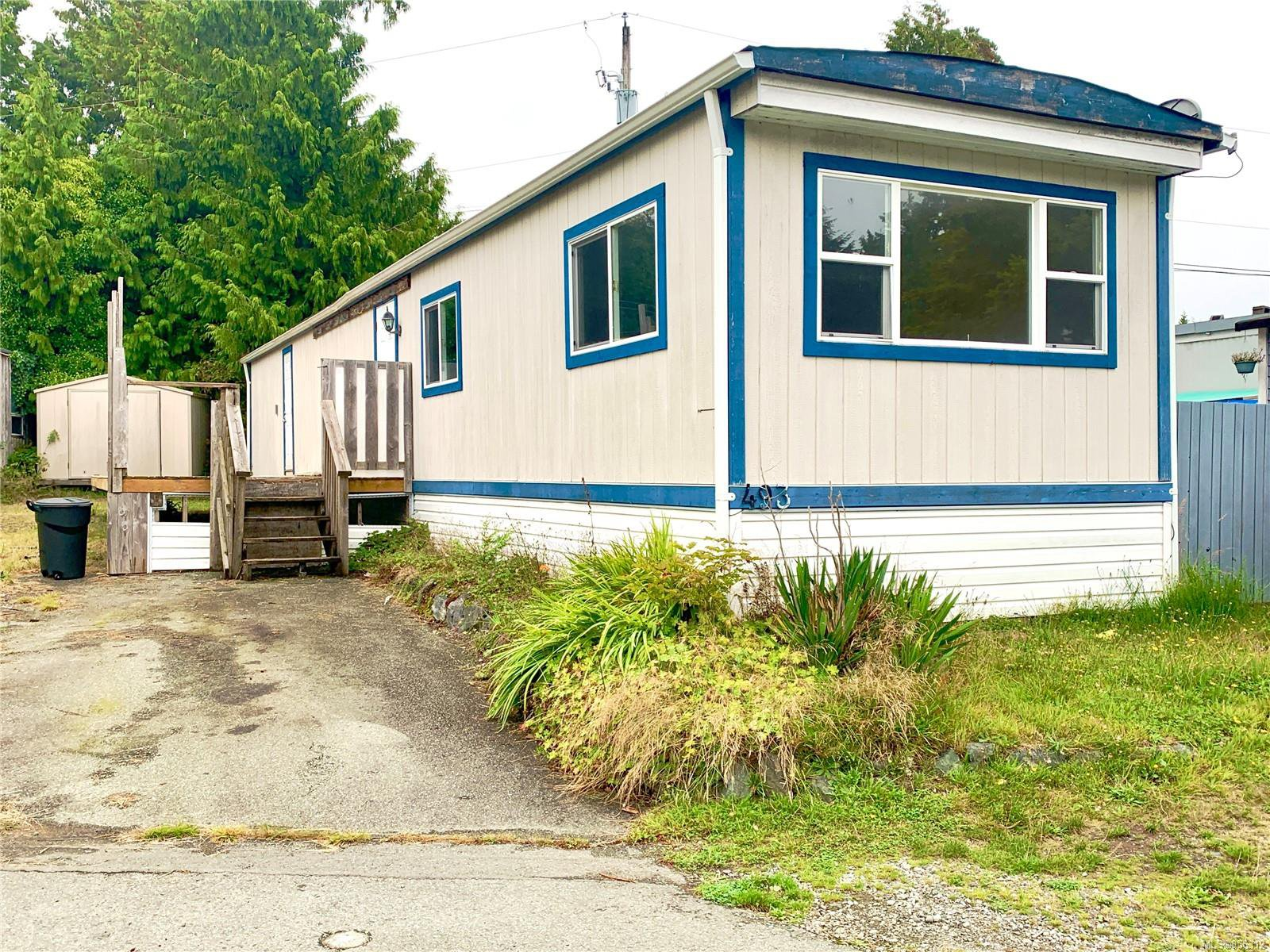 Main Photo: 493 Orca Cres in : PA Ucluelet Manufactured Home for sale (Port Alberni)  : MLS®# 856312