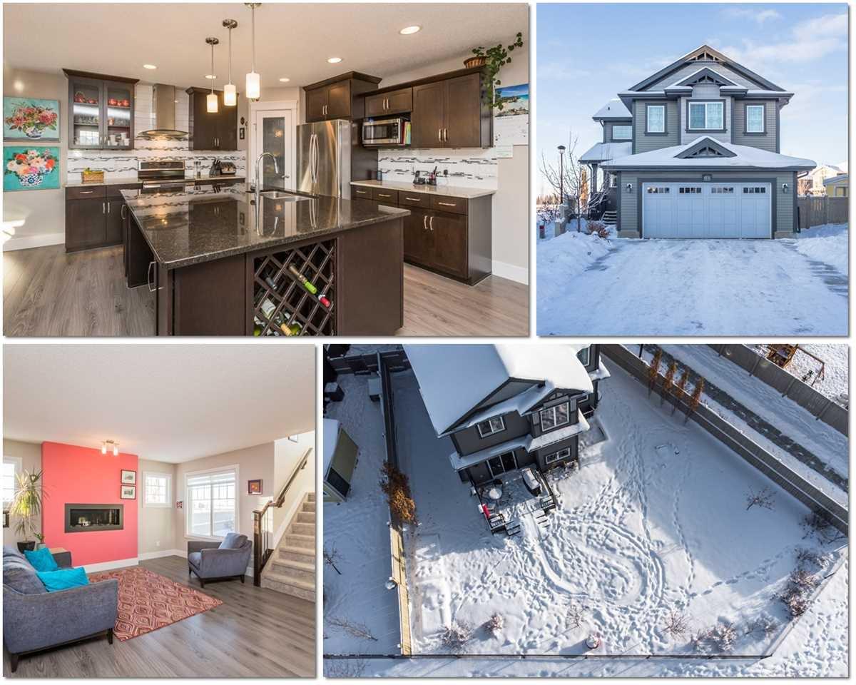 Main Photo: 4715 CRABAPPLE Run in Edmonton: Zone 53 House for sale : MLS®# E4222012