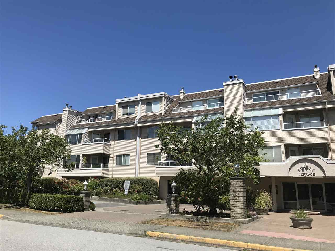 "Main Photo: 303 8751 GENERAL CURRIE Road in Richmond: Brighouse South Condo for sale in ""SUNSET TERRACE"" : MLS®# R2408534"