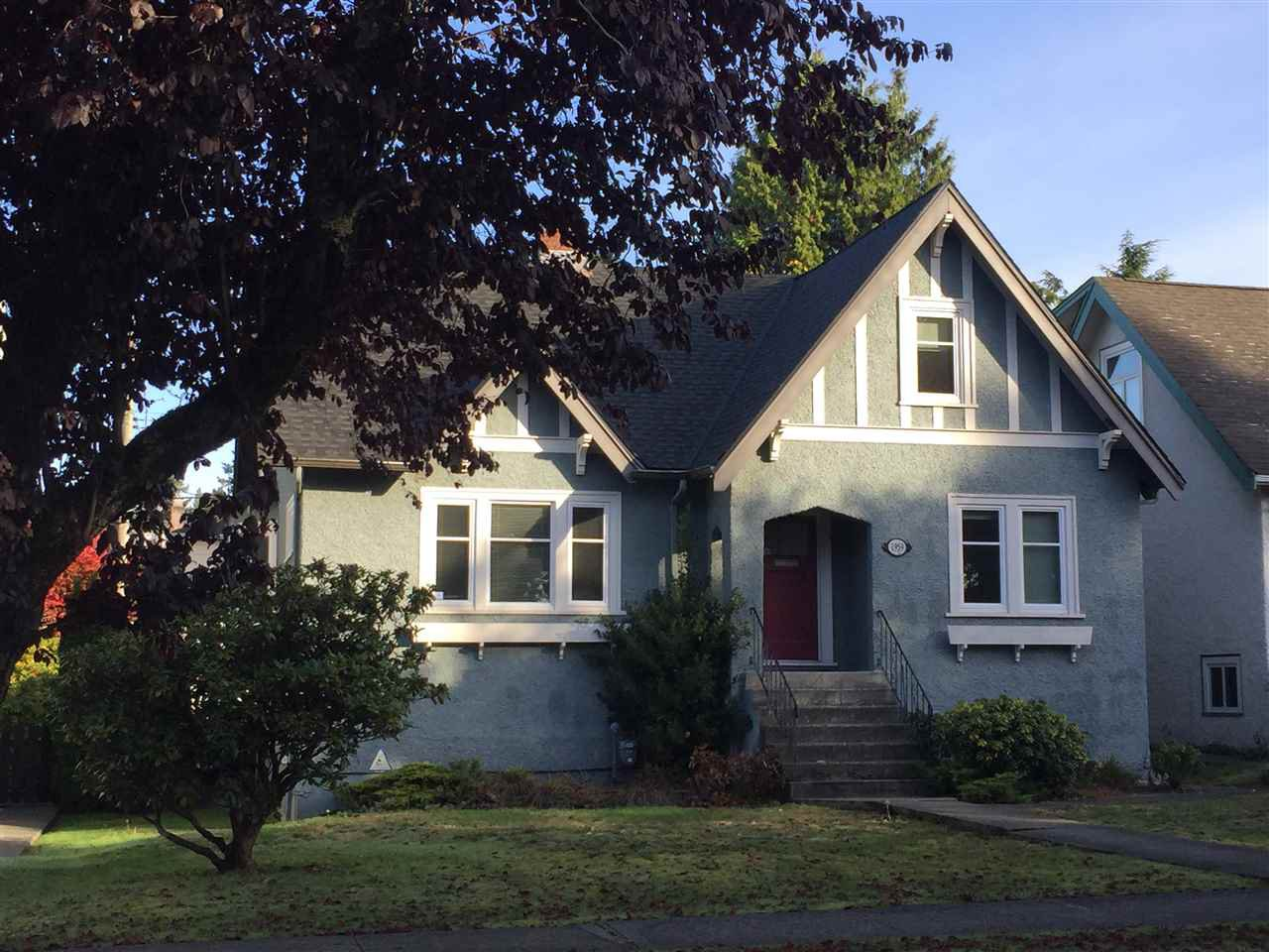 Main Photo: 1959 W 43RD Avenue in Vancouver: Kerrisdale House for sale (Vancouver West)  : MLS®# R2415345