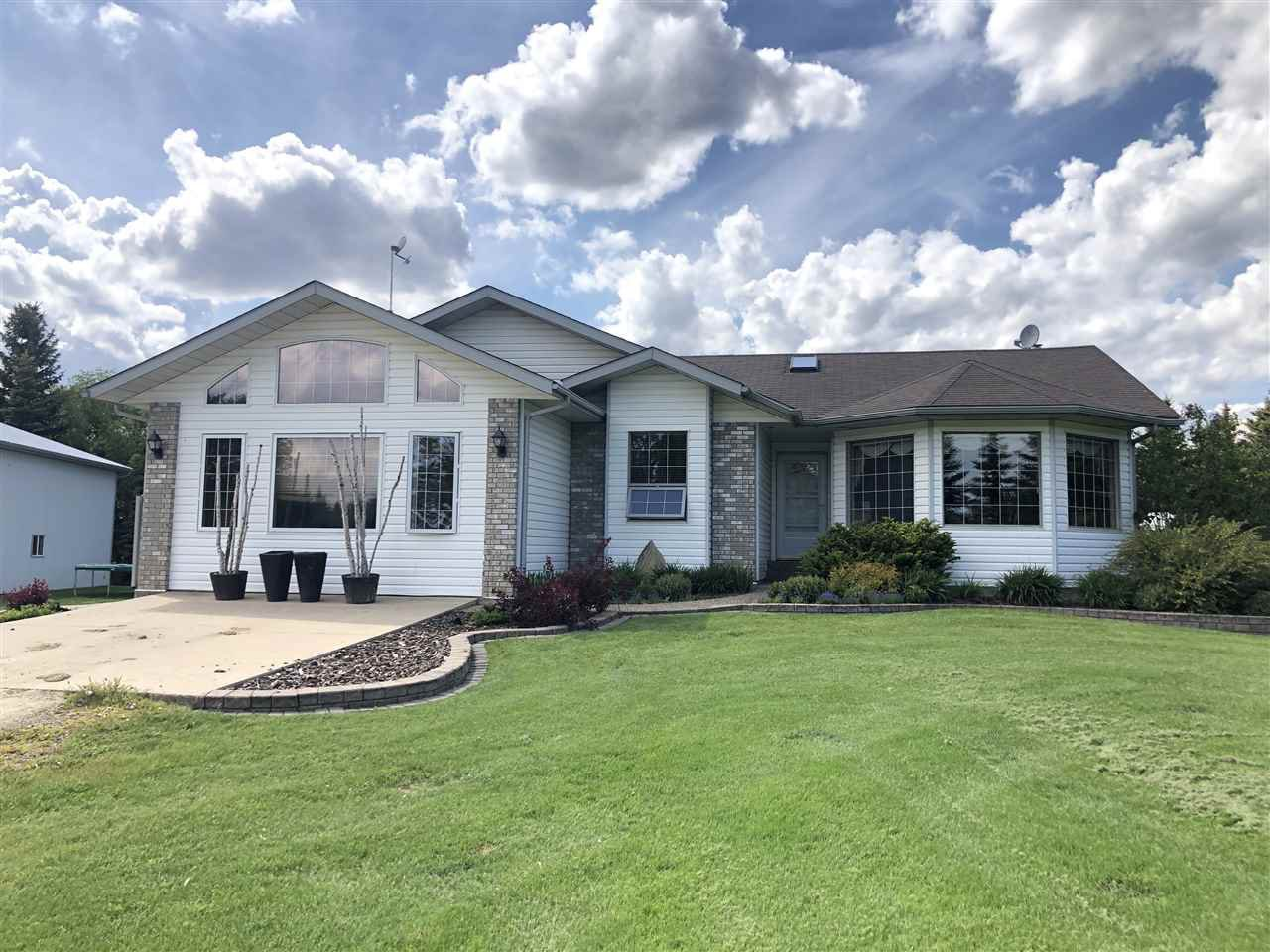 Main Photo: 59118 RGE RD 260: Rural Westlock County House for sale : MLS®# E4190750