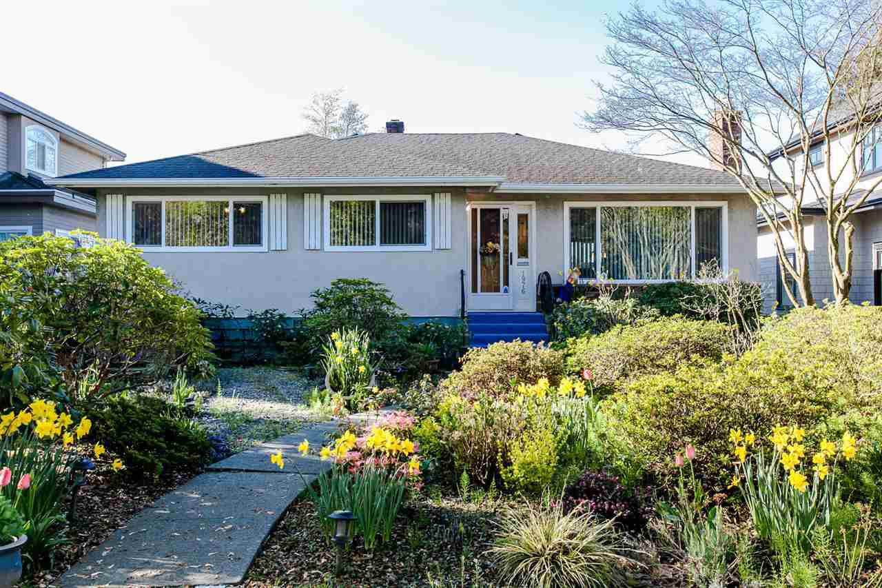 Main Photo: 1976 W 60TH AVENUE in : S.W. Marine House for sale : MLS®# R2052986