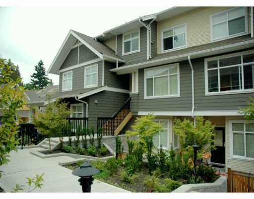 "Main Photo: 24 6878 SOUTHPOINT DR in Burnaby: South Slope Townhouse for sale in ""CORTINA"" (Burnaby South)  : MLS®# V607740"