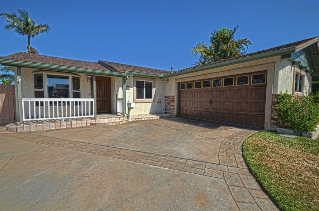 Main Photo: CLAIREMONT House for sale : 3 bedrooms : 4122 Cole Way in San Diego
