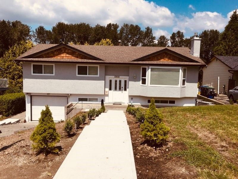 Main Photo: 13505 CRESTVIEW Drive in Surrey: Bolivar Heights House for sale (North Surrey)  : MLS®# R2471240