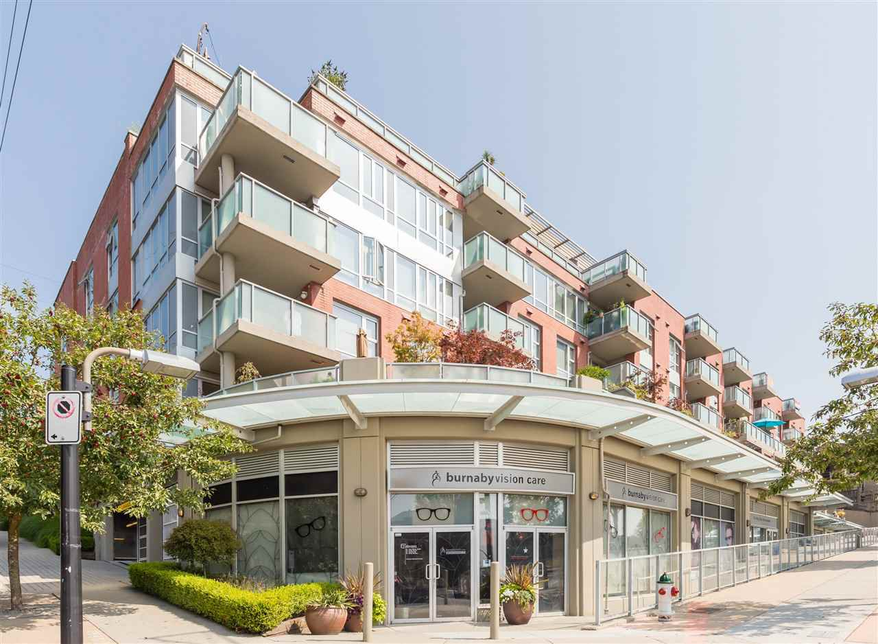 Main Photo: 107 - 3811 Hastings St in Burnaby: Vancouver Heights Condo for sale (Burnaby North)  : MLS®# R2490827