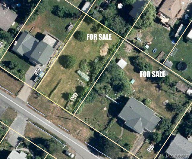 Main Photo: 722 Violet Ave in : SW Marigold Land for sale (Saanich West)  : MLS®# 856677