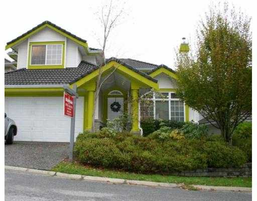 Main Photo: 1586 PLATEAU CR in Coquitlam: Westwood Plateau House for sale : MLS®# V569705