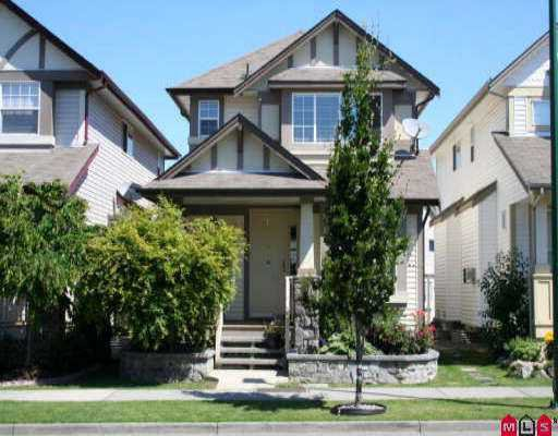 """Main Photo: 18475 66A Ave in Surrey: Cloverdale BC House for sale in """"HEARTLAND CLOVER VALLEY"""" (Cloverdale)  : MLS®# F2614305"""