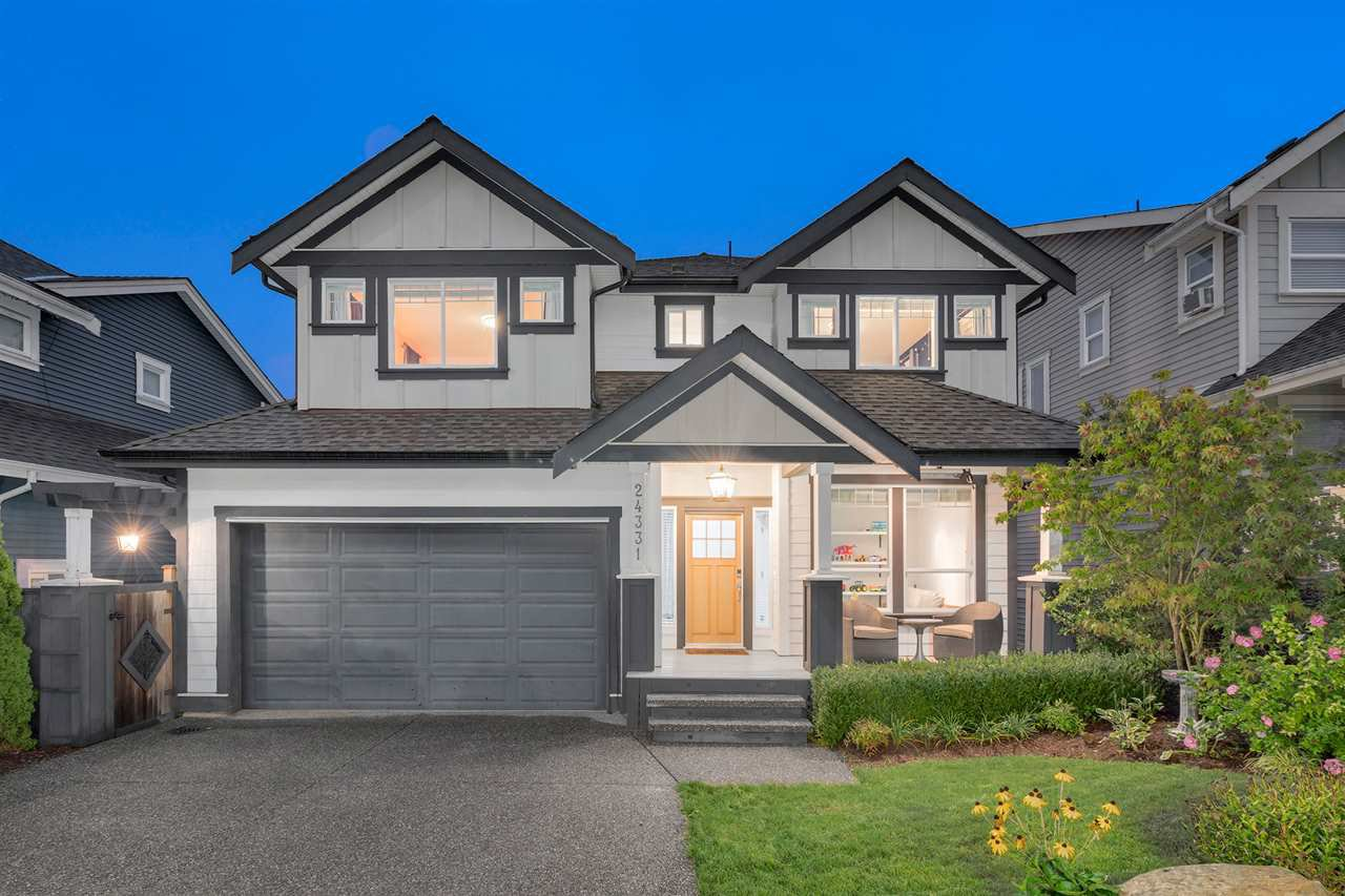 """Main Photo: 24331 104 Avenue in Maple Ridge: Albion House for sale in """"Spencer's Green"""" : MLS®# R2413535"""