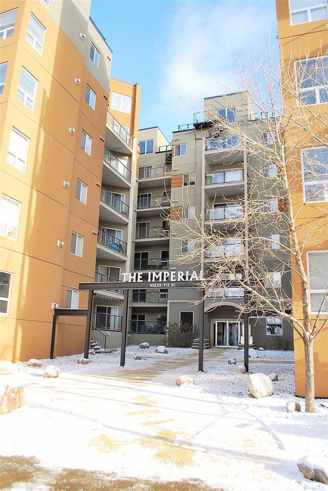 Main Photo: 509 10235 112 Street in Edmonton: Zone 12 Condo for sale : MLS®# E4179096