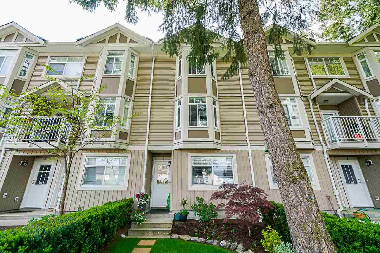 "Main Photo: 3 2865 273 Street in Langley: Aldergrove Langley Townhouse for sale in ""Emmy Lane"" : MLS®# R2456208"