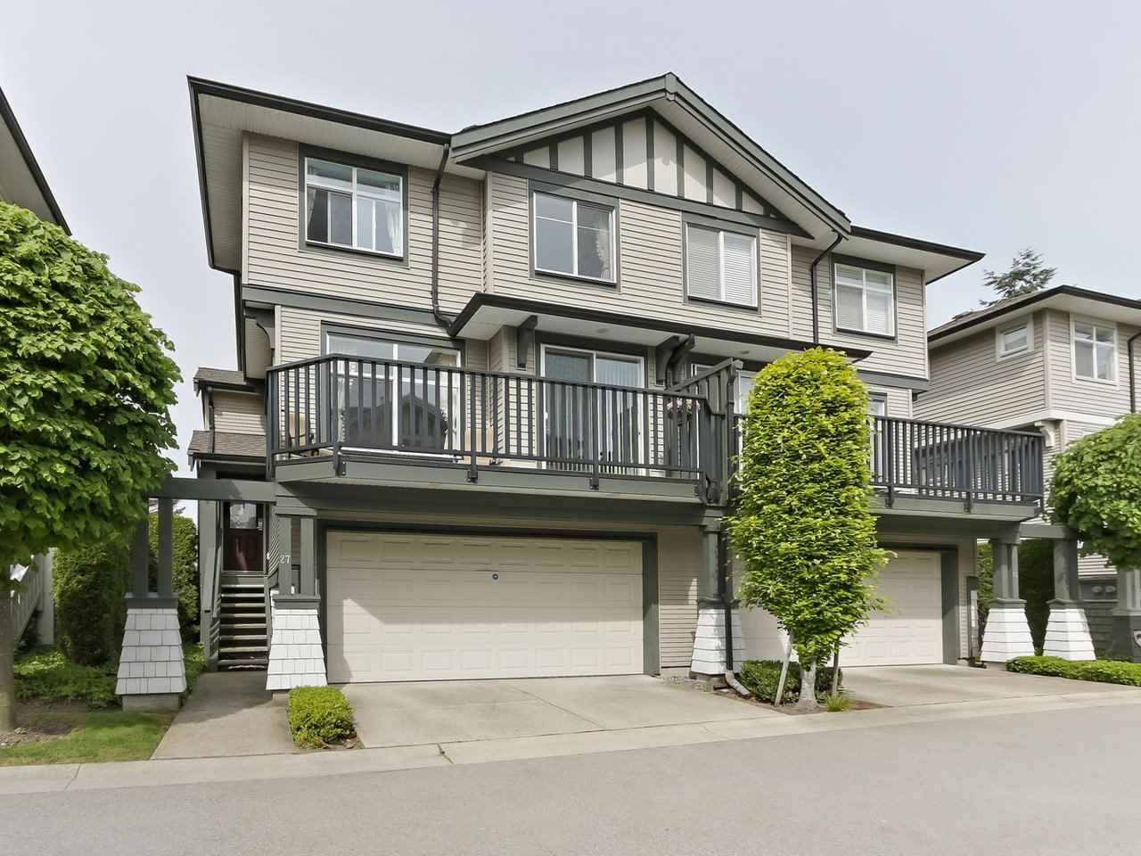 Main Photo: 27 9833 KEEFER AVENUE in : McLennan North Townhouse for sale : MLS®# R2368445