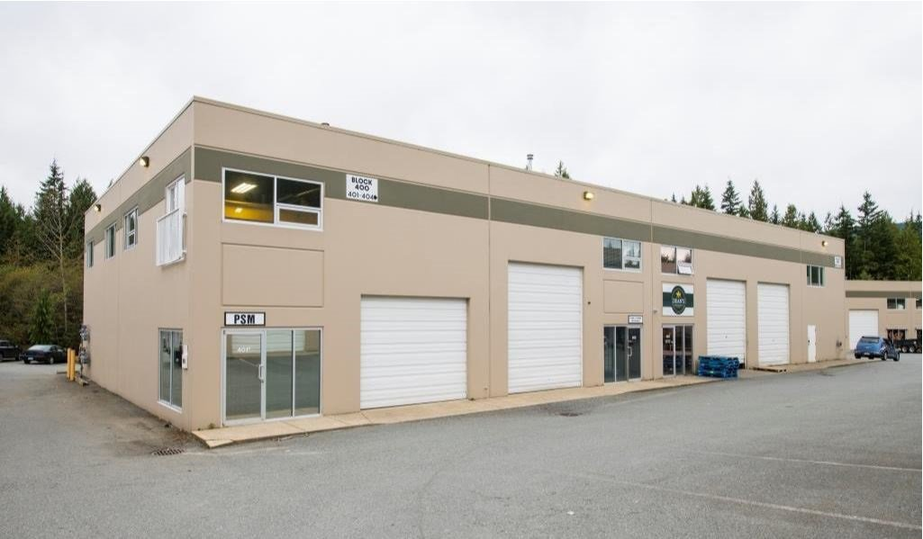 Main Photo: 402 14301 256 STREET in Maple Ridge: Websters Corners Industrial for sale : MLS®# C8032734