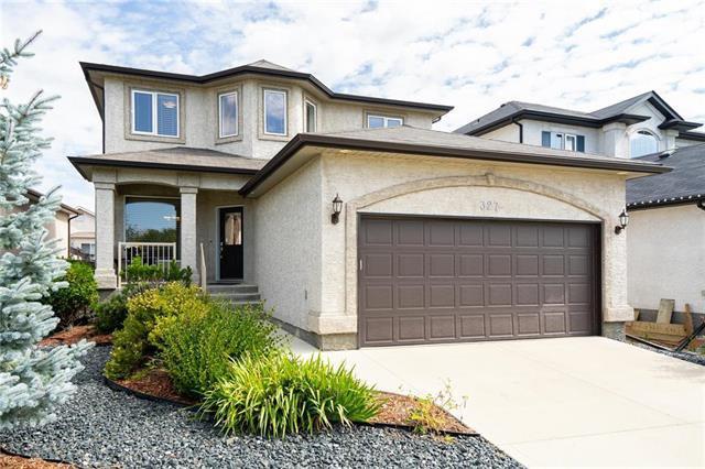 Main Photo: 327 Shorehill Drive in Winnipeg: Royalwood Residential for sale (2J)  : MLS®# 1924896
