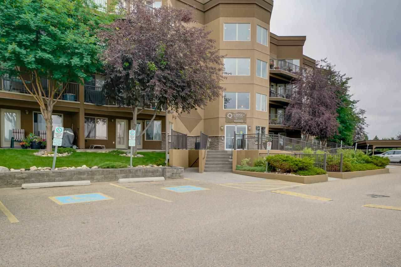 Main Photo: 222 530 HOOKE Road in Edmonton: Zone 35 Condo for sale : MLS®# E4172555