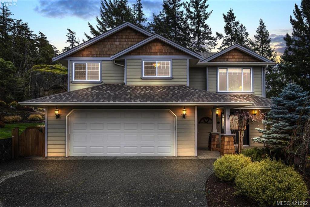 Main Photo: 3589 Sun Vista in VICTORIA: La Walfred Single Family Detached for sale (Langford)  : MLS®# 421092