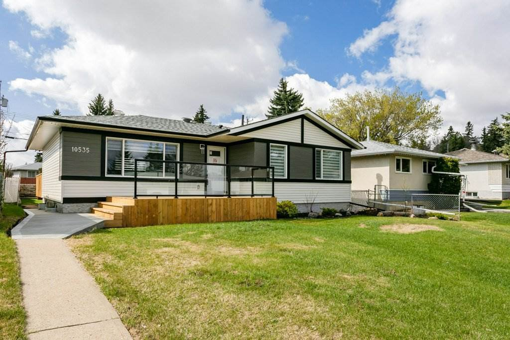 Main Photo: 10535 55 Avenue in Edmonton: Zone 15 House for sale : MLS®# E4194998