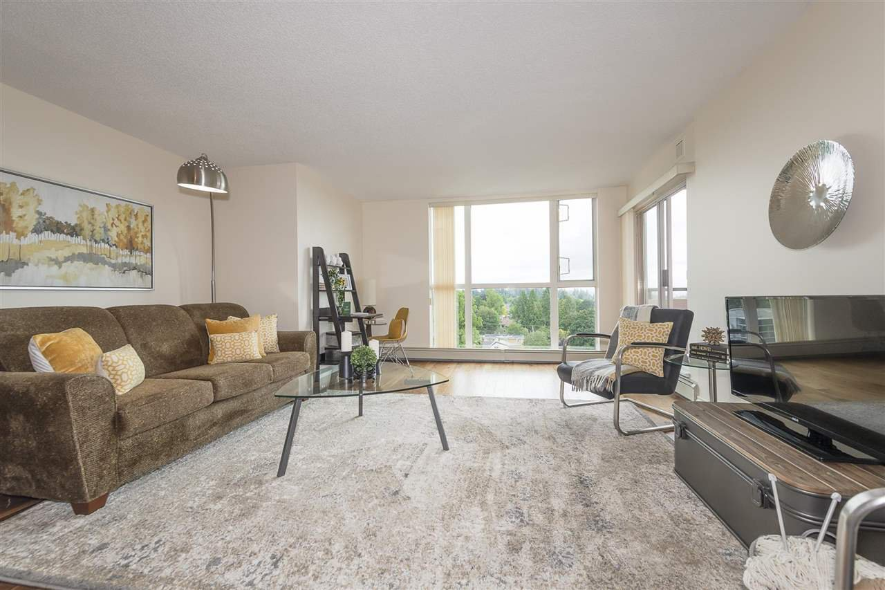 """Main Photo: 1206 612 FIFTH Avenue in New Westminster: Uptown NW Condo for sale in """"The Fifth Avenue"""" : MLS®# R2514010"""