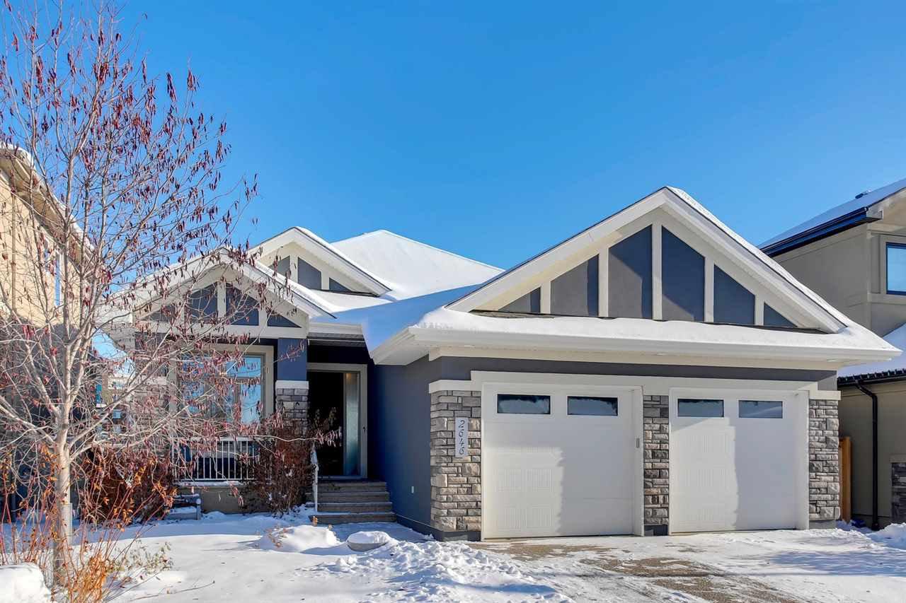 Main Photo: 2646 WATCHER Way in Edmonton: Zone 56 House for sale : MLS®# E4221075
