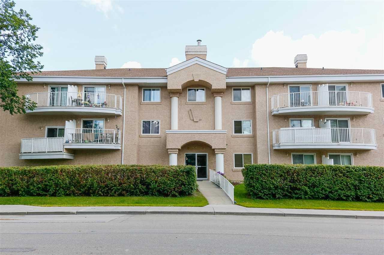 Main Photo: 308 6210 101 Avenue in Edmonton: Zone 19 Condo for sale : MLS®# E4169740