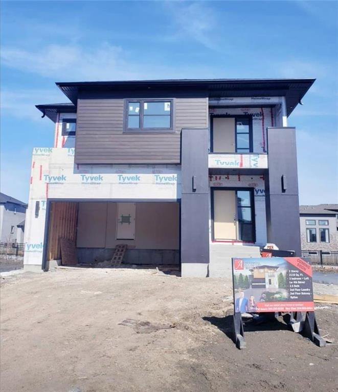 Photo 1: Photos: 193 Cherrywood Road in Winnipeg: Bridgwater Trails Residential for sale (1R)  : MLS®# 202007058