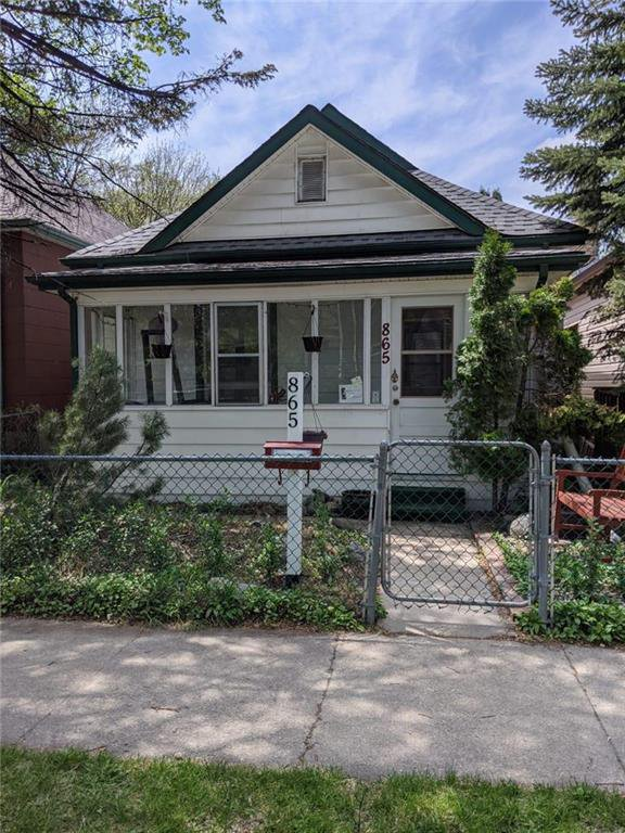 Main Photo: 865 Nassau Street in Winnipeg: Lord Roberts Residential for sale (1Aw)  : MLS®# 202011538