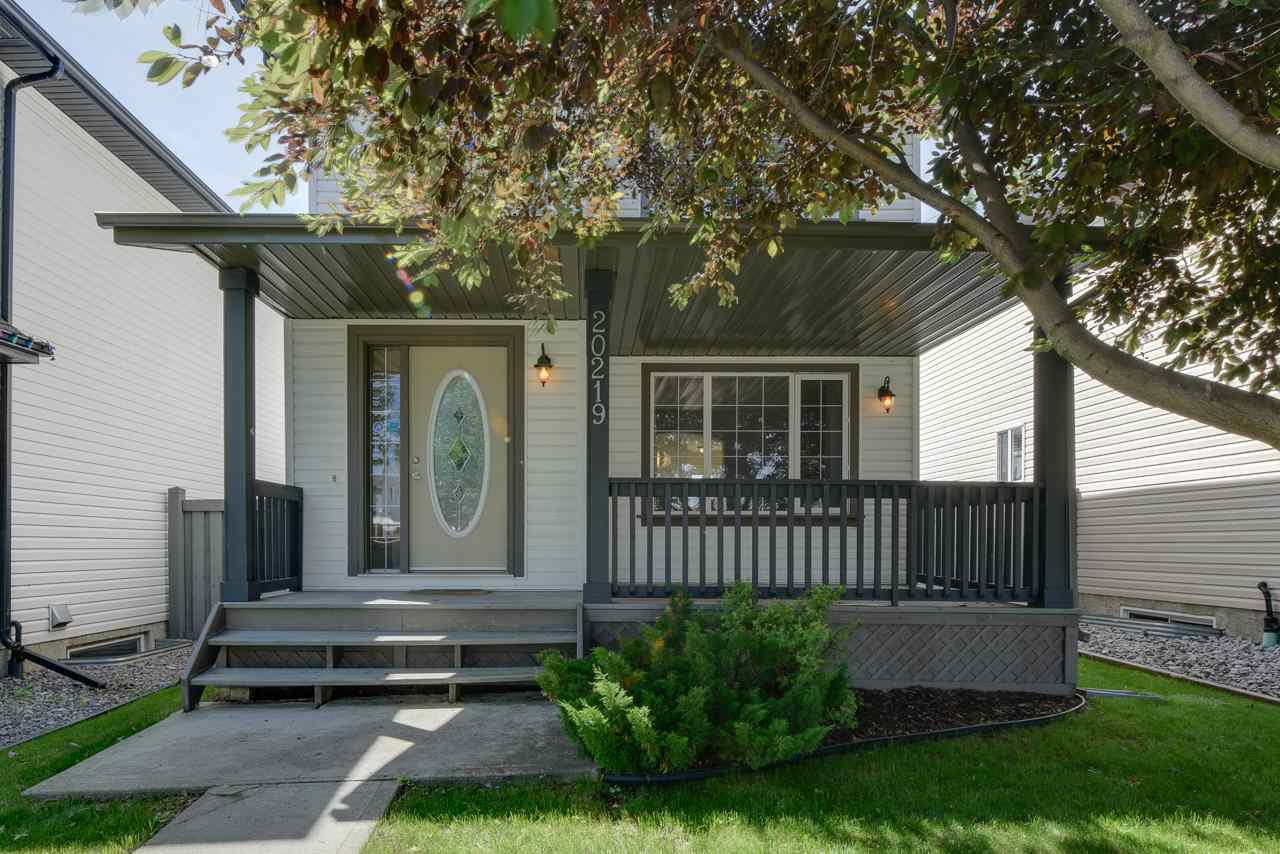 Main Photo: 20219 54 Ave in Edmonton: Zone 58 House for sale : MLS®# E4203647