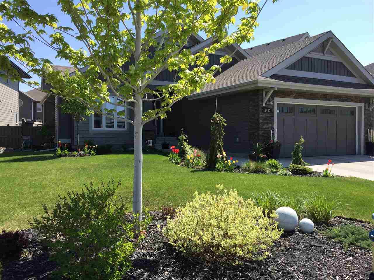 Main Photo: 3433 WEST Landing in Edmonton: Zone 56 House for sale : MLS®# E4205579