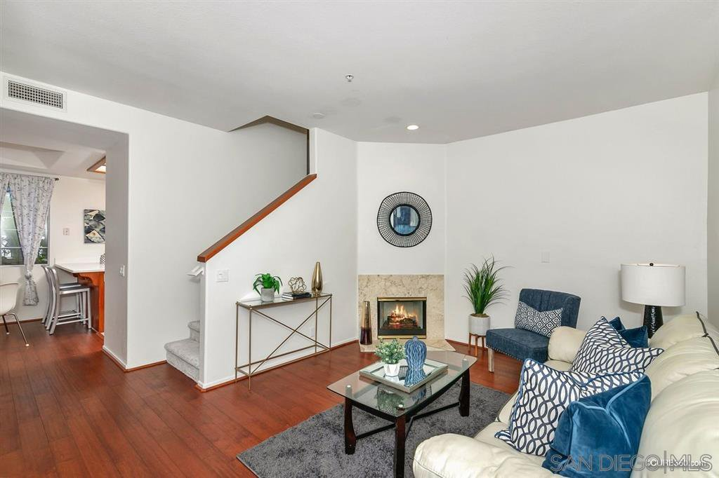 Main Photo: HILLCREST Townhome for sale : 2 bedrooms : 3712 3rd Avenue #2 in San Diego