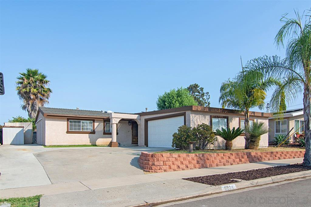 Main Photo: SAN DIEGO House for sale : 3 bedrooms : 9234 Fullerton Ave