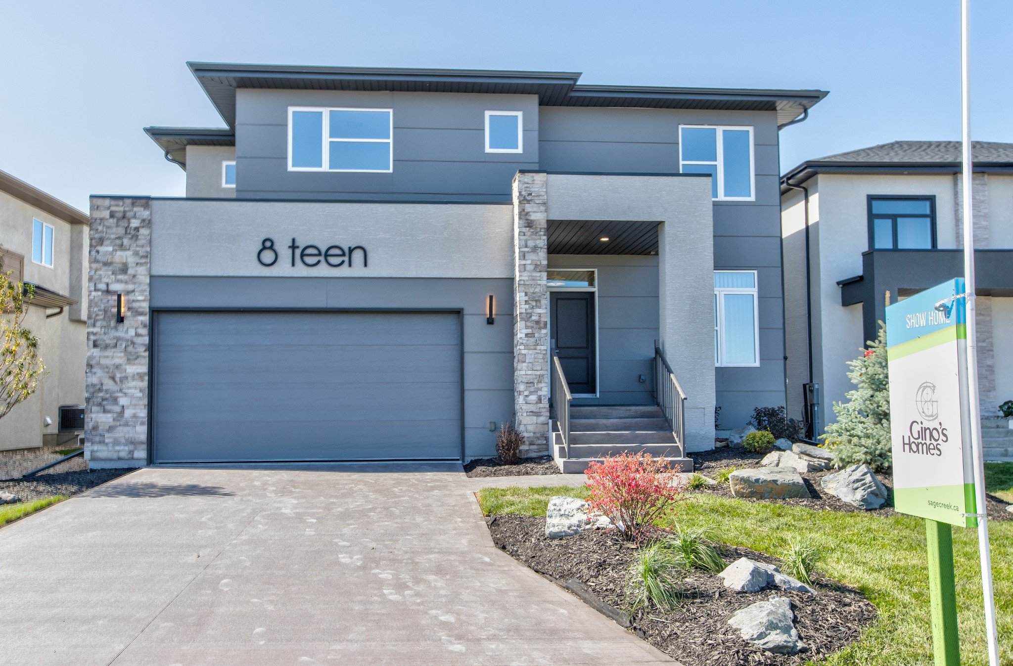 Main Photo: 18 Tanager Trail in Winnipeg: Sage Creek Single Family Detached for sale (2K)