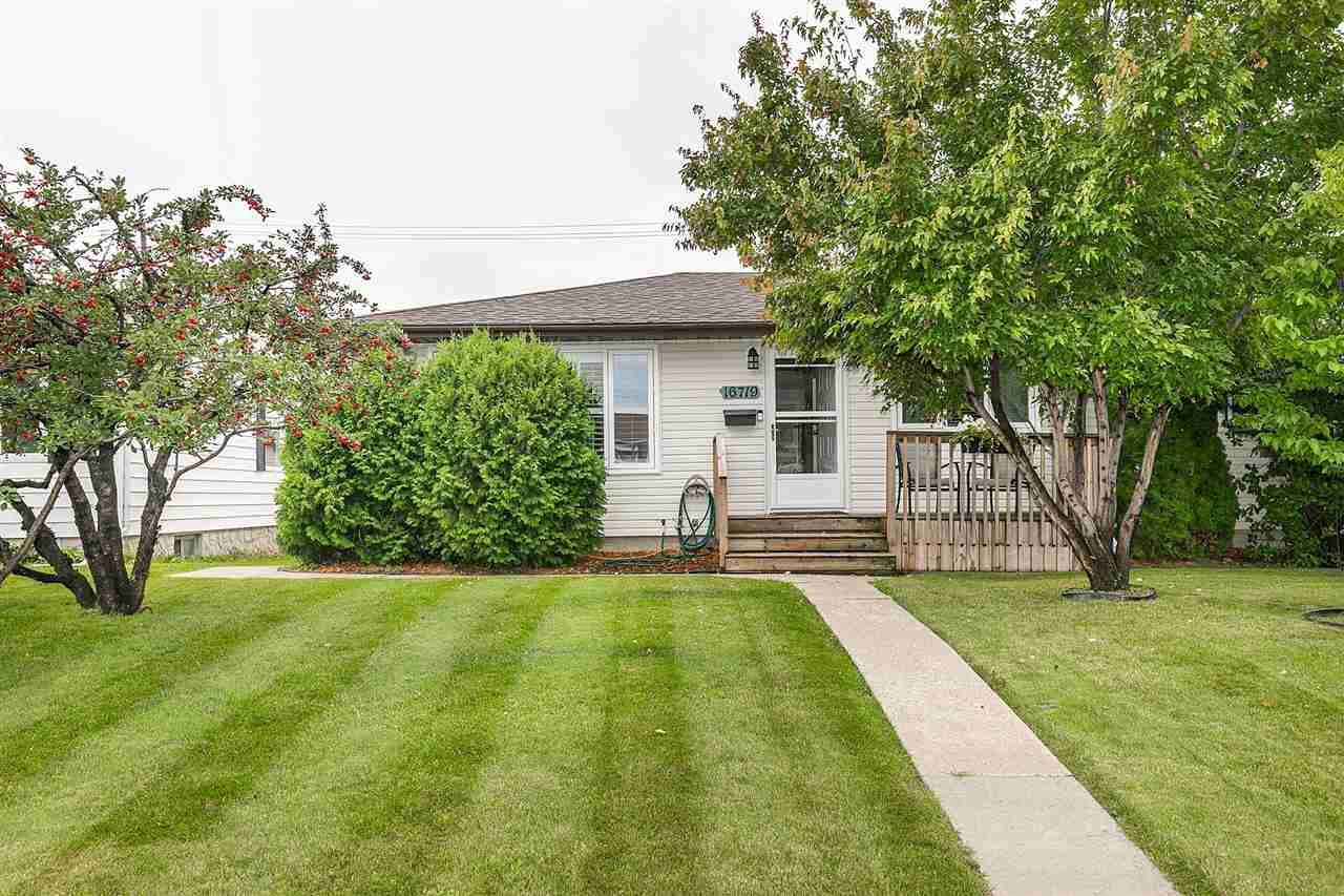Main Photo: 16719 79A Avenue in Edmonton: Zone 22 House for sale : MLS®# E4170135