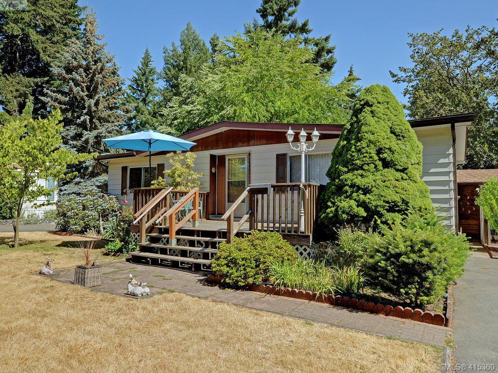 Main Photo: 45 848 Hockley Ave in VICTORIA: La Langford Proper Manufactured Home for sale (Langford)  : MLS®# 823959