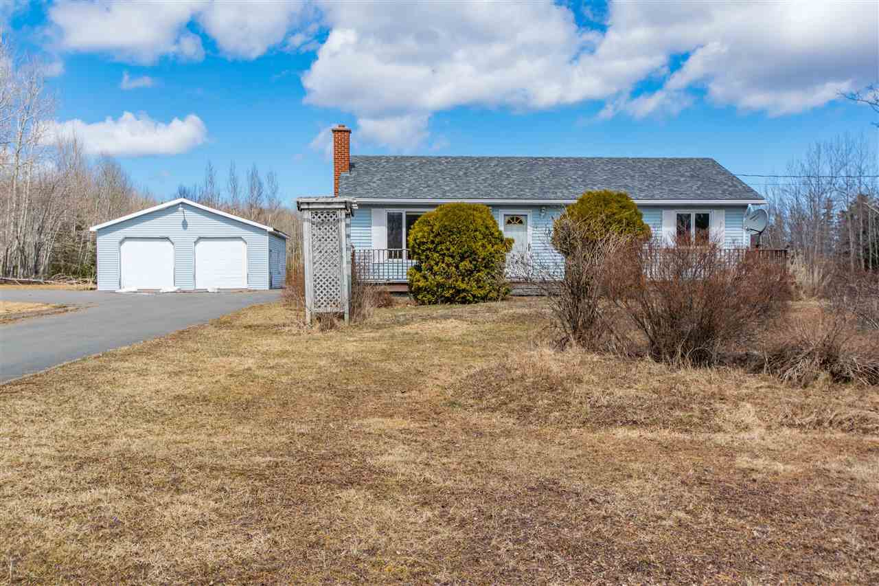 Main Photo: 240 Fraser Road in Abercrombie: 108-Rural Pictou County Residential for sale (Northern Region)  : MLS®# 202006446