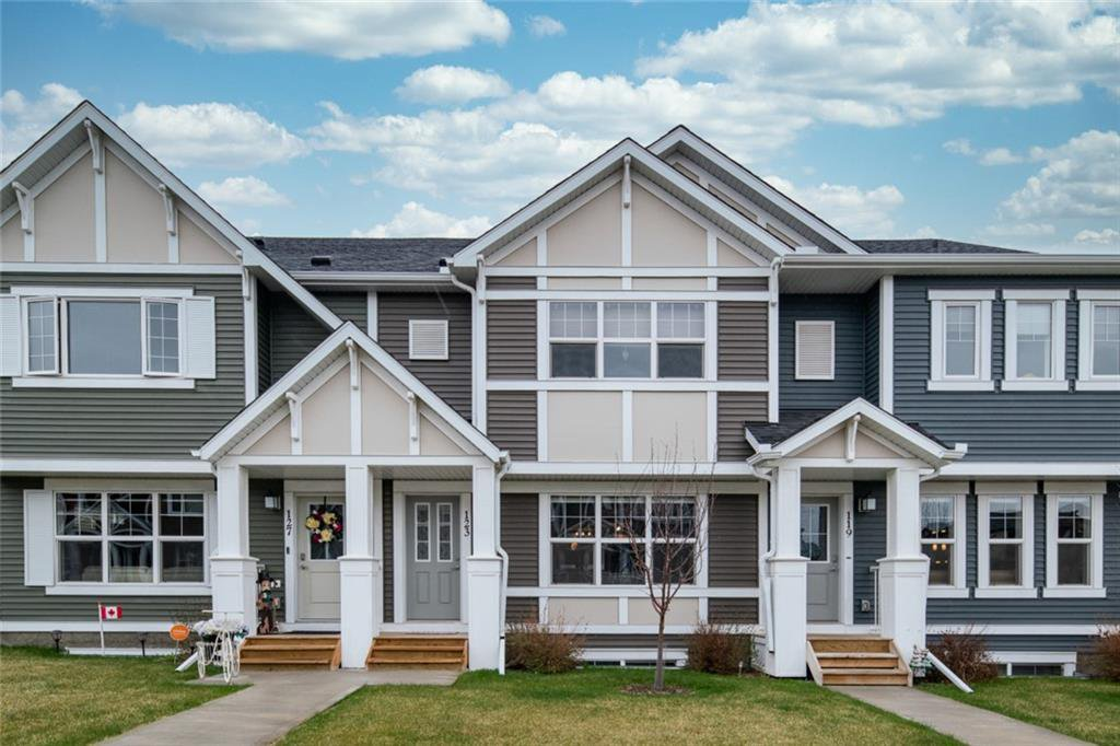 Main Photo: 123 BAYSPRINGS Terrace SW: Airdrie Row/Townhouse for sale : MLS®# C4297144