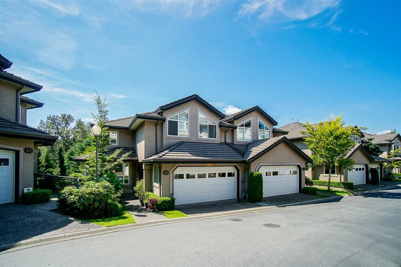 """Main Photo: 82 678 CITADEL Drive in Port Coquitlam: Citadel PQ Townhouse for sale in """"CITADEL POINT"""" : MLS®# R2469873"""