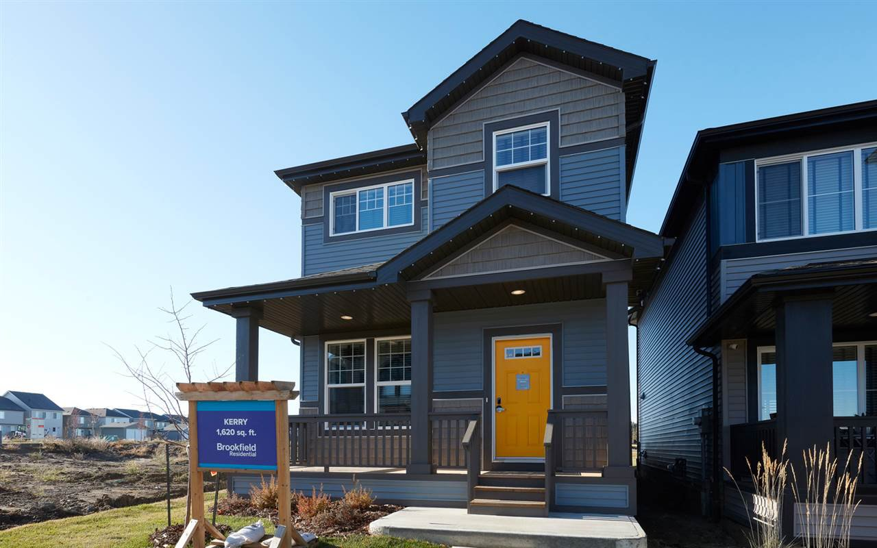 Main Photo: 4138 Chappelle Green in Edmonton: Zone 55 House for sale : MLS®# E4210179