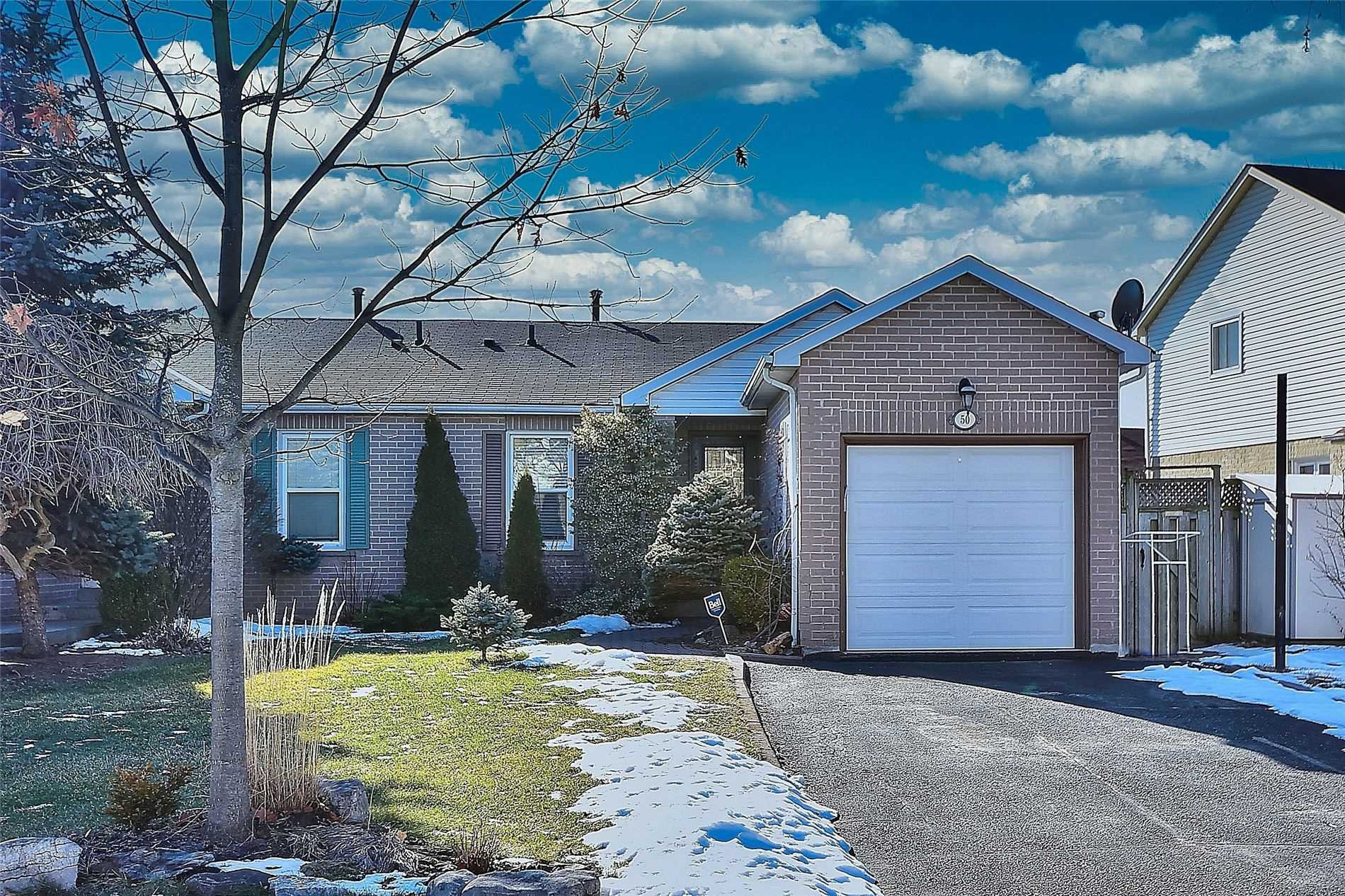 Main Photo: 50 Hawkins Crescent in Ajax: South West House (Bungalow) for sale : MLS®# E4681772