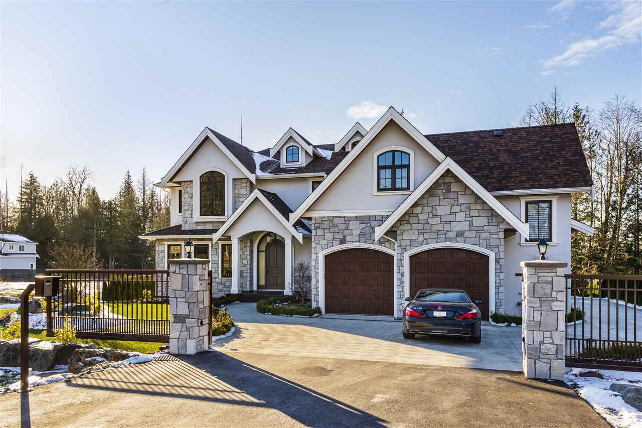 Main Photo: 8707 217A Street in Langley: Fort Langley House for sale : MLS®# R2434656