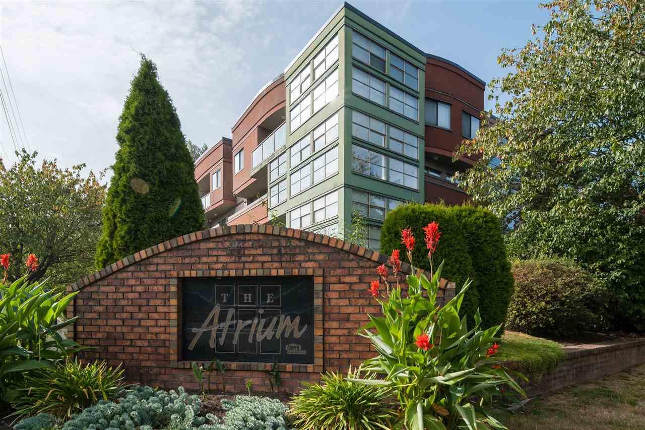 """Main Photo: 202 12025 207A Street in Maple Ridge: Northwest Maple Ridge Condo for sale in """"THE ATRIUM"""" : MLS®# R2499197"""