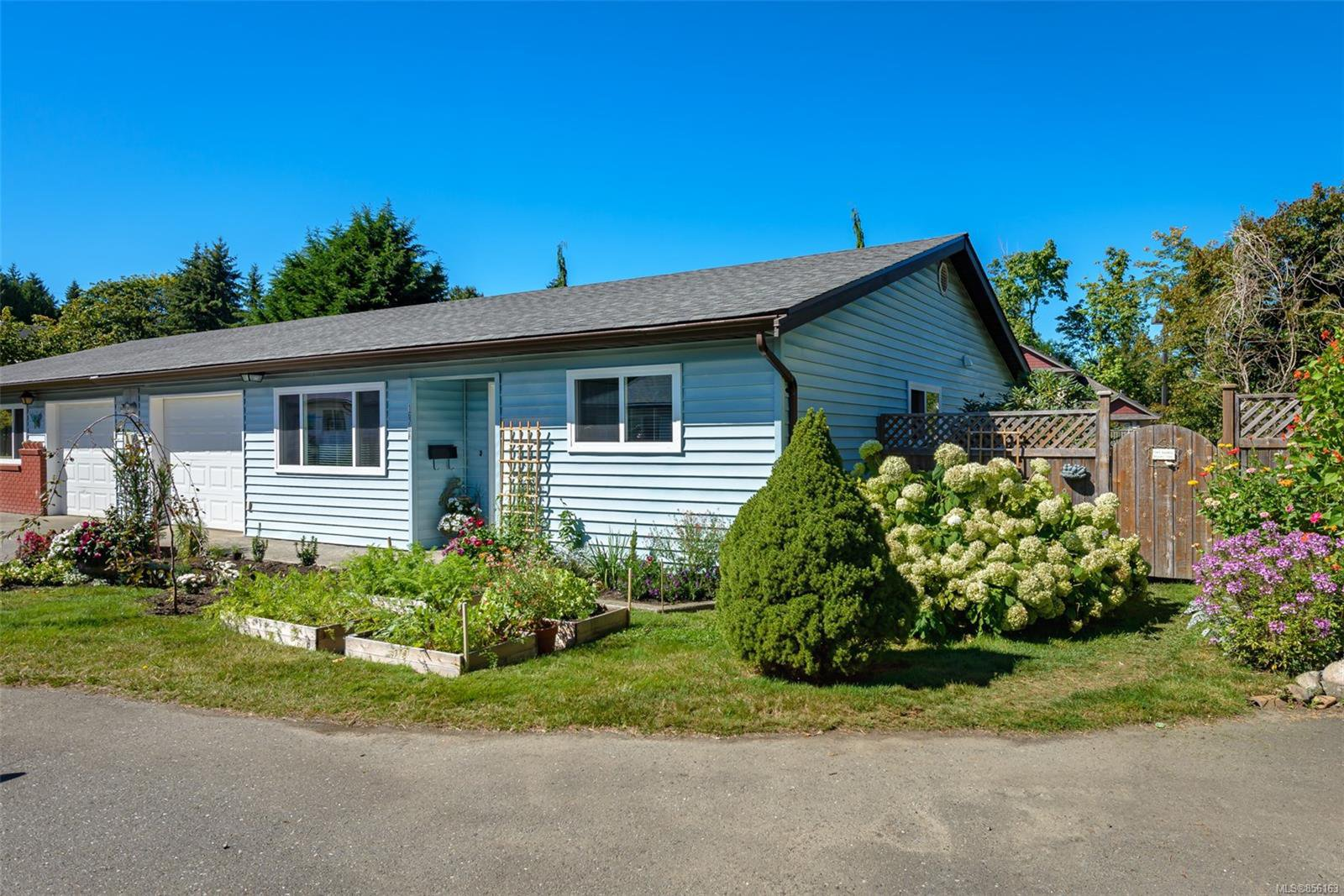Main Photo: F 1670 Piercy Ave in : CV Courtenay City Row/Townhouse for sale (Comox Valley)  : MLS®# 856163